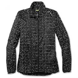Brooks Women's LSD Jacket Black / Nebula Reflective