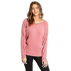 good hYOUman Women's Chelsea Boatneck Pullover Dusty Rose
