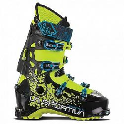 La Sportiva Men's Spectre 2.0 Boot Black / Apple Green