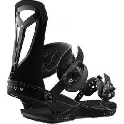 Union Falcor Snowboard Binding Black