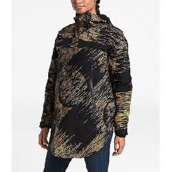 The North Face Women's Cryos 3L New Winter Cagoule TNF Black Solar Flare Print
