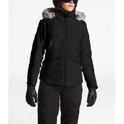 The North Face Women's Diameter Down Hybrid Jacket TNF Black Heather / TNF Black