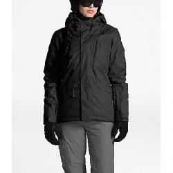 The North Face Women's ThermoBall Snow Triclimate Jacket TNF Black
