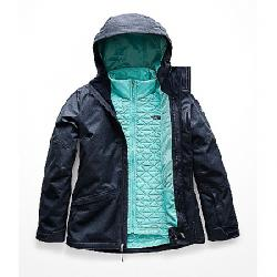 The North Face Women's ThermoBall Snow Triclimate Jacket Urban Navy Heather