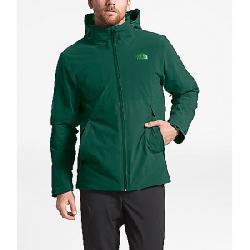 The North Face Men's Apex Flex GTX Thermal Jacket Botanical Garden Green / Primary Green