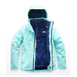 The North Face Women's Osito Triclimate Jacket Mint Blue / Mint Blue