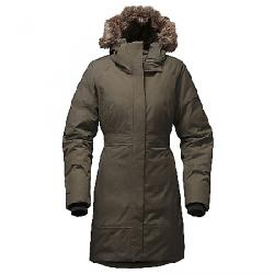 The North Face Women's Arctic Parka II New Taupe Green