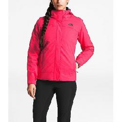 The North Face Women's Carto Triclimate Jacket Atomic Pink / Atomic Pink