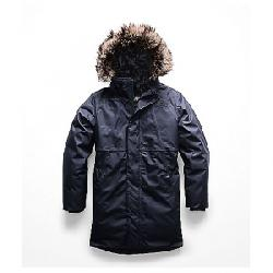 The North Face Kid's Arctic Swirl Down Jacket Urban Navy