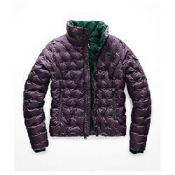 The North Face Women's Holladown Crop Jacket Galaxy Purple