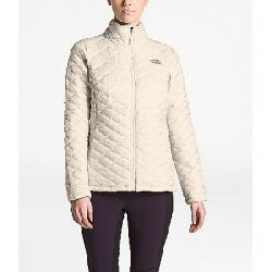 The North Face Women's ThermoBall Jacket Vintage White