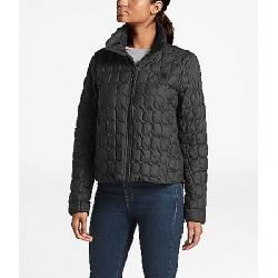 The North Face Women's ThermoBall Crop Jacket TNF Black