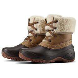 The North Face Women's Shellista Roll Down Boot Golden Brown / Coffee Bean Brown