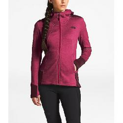 The North Face Women's Shastina Stretch Hoodie Rumba Red Heather / Fig