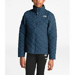 The North Face Kid's ThermoBall Full Zip Jacket Blue Wing Teal