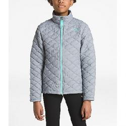 The North Face Kid's ThermoBall Full Zip Jacket Mid Grey