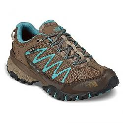 The North Face Women's Ultra 110 GTX Shoe Cub Brown / Bristol Blue