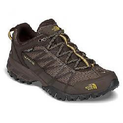 The North Face Men's Ultra 110 GTX Shoe Weimaraner Brown / Leopard Yellow