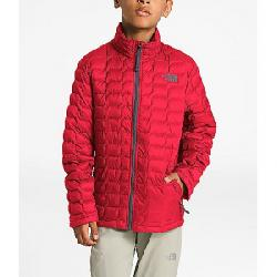 The North Face Kid's Thermoball Full Zip Jacket TNF Red