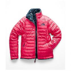 The North Face Girls' Reversible Mossbud Swirl Jacket Atomic Pink