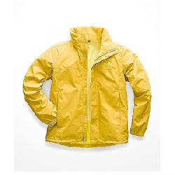 The North Face Men's Resolve 2 Jacket Leopard Yellow / Acid Yellow