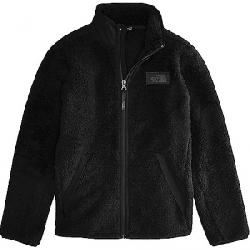 The North Face Boys' Campshire Full Zip TNF Black