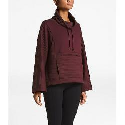 The North Face Women's Terra Metro Funnel Neck Pullover Fig