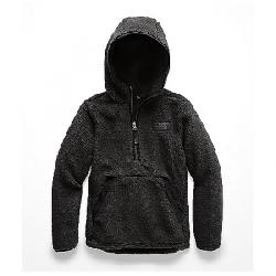The North Face Kid's Campshire Pullover Hoodie TNF Black