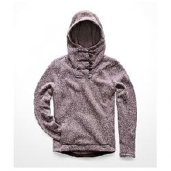 The North Face Women's Crescent Hooded Pullover Galaxy Purple Multi Crescent Heather