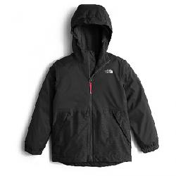 The North Face Boys' Warm Storm Jacket TNF Black