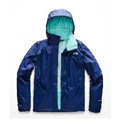The North Face Women's Resolve 2 Jacket Sodalite Blue / Mint Blue
