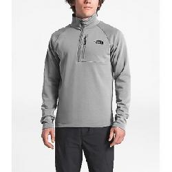 The North Face Men's Tenacious 1/2 Zip Top Mid Grey