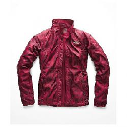 The North Face Women's Ambition Jacket Rumba Red Geo Print