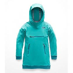 The North Face Kid's Tekno Pullover Hoodie Mint Blue