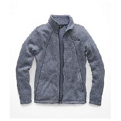 The North Face Women's Crescent Full Zip Top Blue Wing Teal Multi Crescent Heather