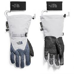 The North Face Women's Montana GORE-TEX Glove TNF White / Grisaille Grey Heather