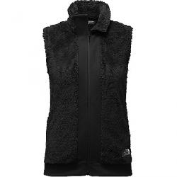 The North Face Women's Furry Fleece Vest TNF Black