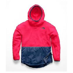 The North Face Kid's Riit Fleece Pullover Atomic Pink