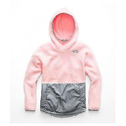 The North Face Kid's Riit Fleece Pullover Purdy Pink
