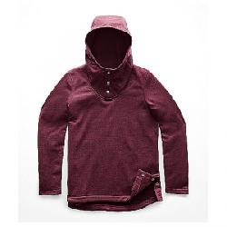 The North Face Women's Knit Stitch Fleece Pullover Fig Heather