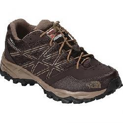 The North Face Junior Hedgehog Hiker Waterproof Boot Brunette Brown / Sepia Brown