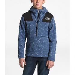 The North Face Kid's Linton Peak Anorak Hoodie Shady Blue Heather