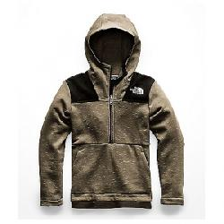 The North Face Kid's Linton Peak Anorak Hoodie New Taupe Green Heather