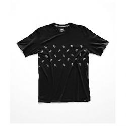 The North Face Men's Edge To Edge Logo SS Tee TNF Black