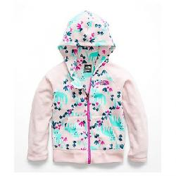 The North Face Toddlers' Glacier Full Zip Hoodie Purdy Pink Fox Floral Print