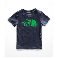 The North Face Toddlers' Graphic SS Tee Cosmic Blue