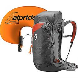 Scott USA Backcountry Guide AP 40Kit Dark Grey / Burnt Orange
