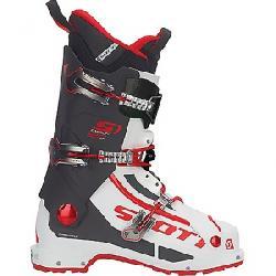 Scott USA S1 Carbon Longfiber Ski Boot White / Red