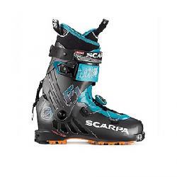 Scarpa Men's F1 Boot Anthracite / Pagoda Blue