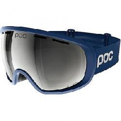 POC Sports Fovea Clarity Comp AD Goggle Lead Blue / Spektris Silver